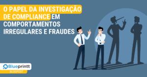 investigação de compliance