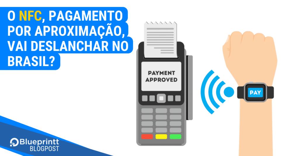NFC, pagamento por aproximação