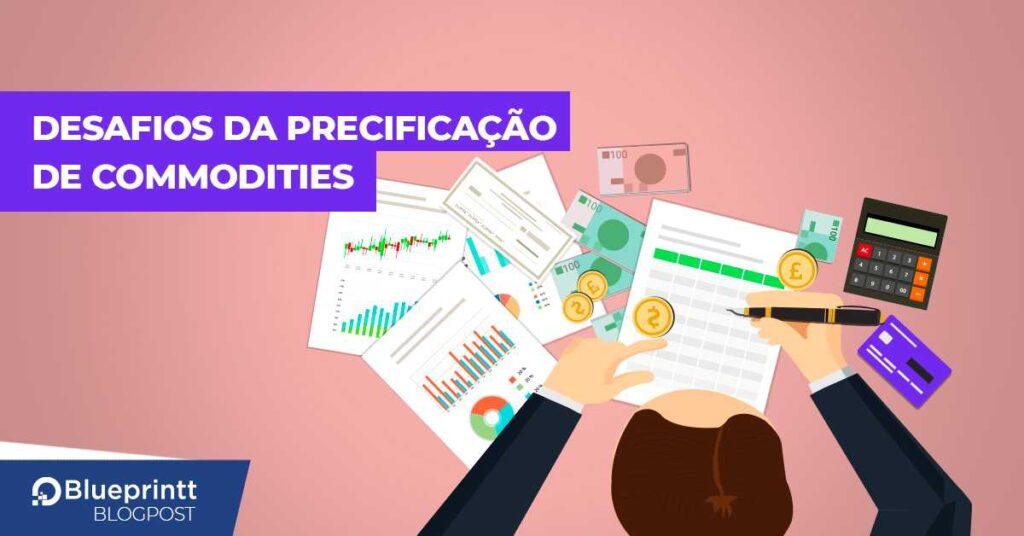 precificação de commodities