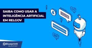 Inteligência Artifical em Relgov