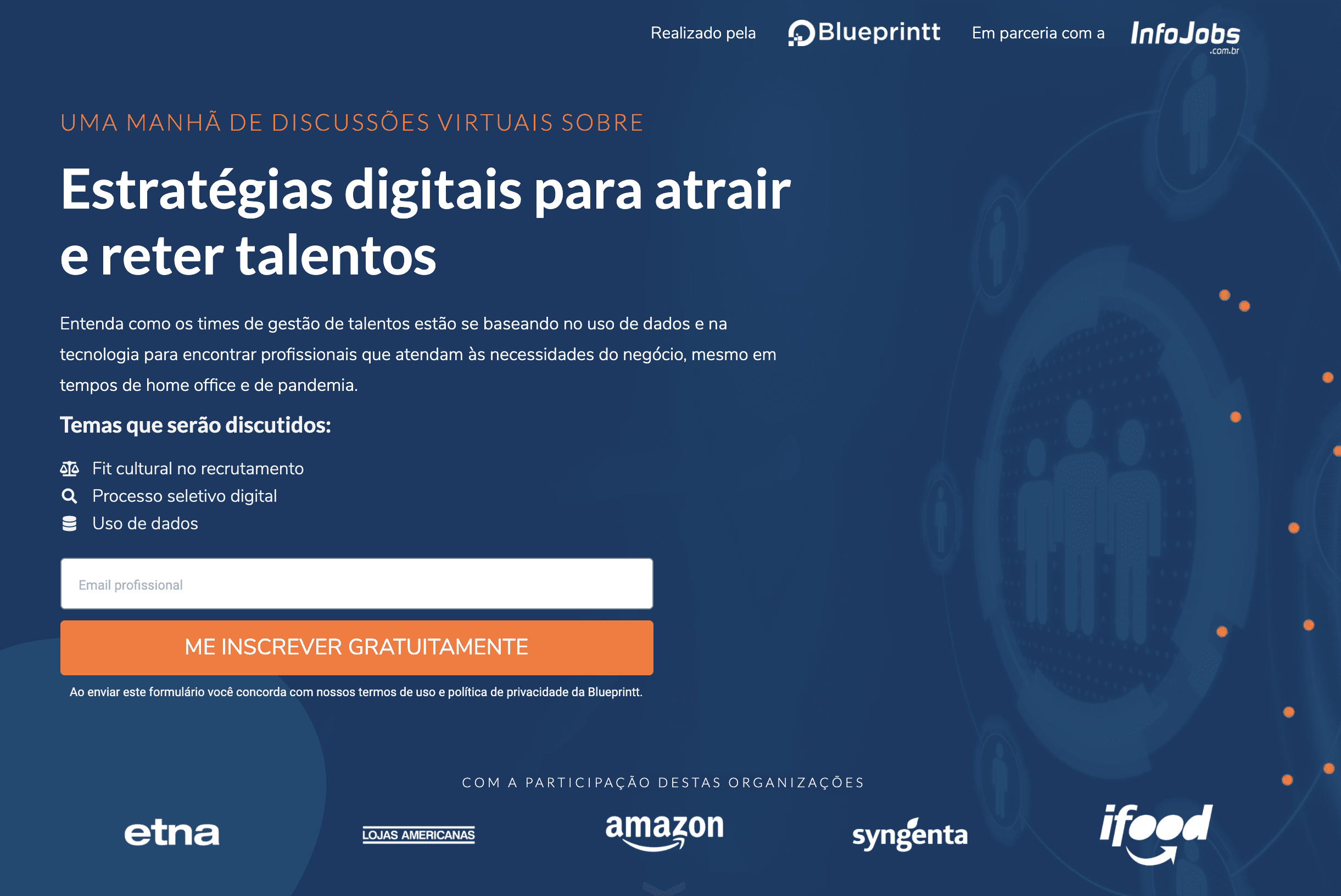 Estratégias digitais para atração e retenção de talentos