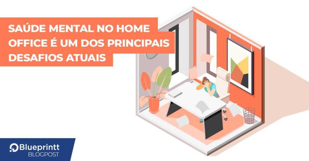 saúde mental no home office